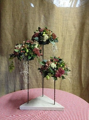 Floral Foam and Wreath Holders